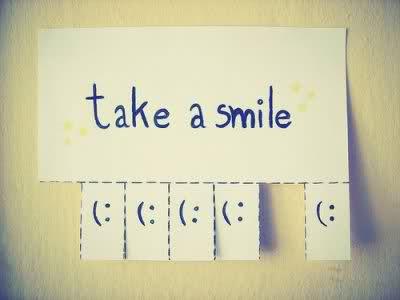 distribuir sorrisos